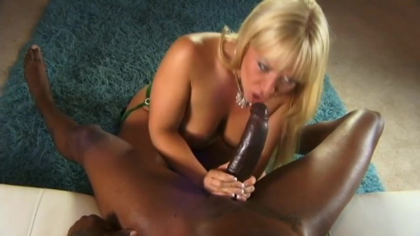 Hot MILF Bedei Buttland has interracial sex on the couch