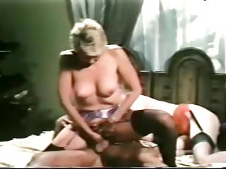 Juliet Anderson Classic Threesome