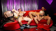 The StripperExperience - Alicia Frost and Layla gets fucked