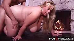 BBW MILF Loves Taking Creampies