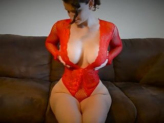 Nothing Like A Pawg In Red Lace