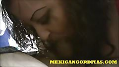 MEXICANGORDITAS.COM ALONDRA FACE SITS THEN GETS CREAMPIED's Thumb