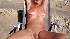 elodie bronze nue
