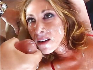 Cock horny blonde bitch
