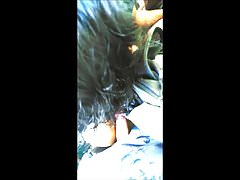 Rubing dick in bus 1 (1UM)