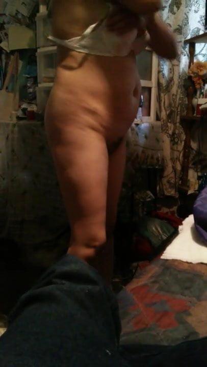Le embarro los mocos de su amante en las tetas a mi esposa - 3 part 3