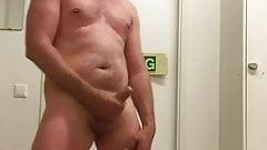 Horny in the locker room, borde inte, jag vet!
