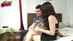 Devora y Diego debutan en el porno para Los chicos del cable