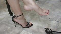 Foot fetish model 2