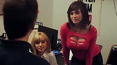 buxom Kailey Marie Harris as Carlee -pt.2