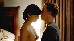Morena Baccarin Topless Scene 'Homeland' On ScandalPlanetCom