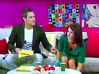 Download video bokep Marlene Lufen german tv host mega upskirt Mp4 terbaru