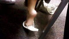 Candid Teen Feet #2