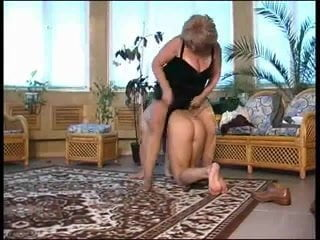 Russian mature louisa by snahbrandy