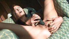 Avia Spreads Her Legs