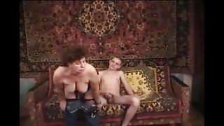Moden Kvinde & Ung Fyr (Danish Title)(Not Danish Porn) 23