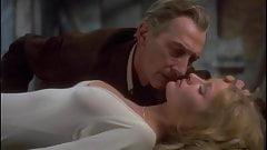 Stephanie Beacham, Caroline, Munro - Dracula A.D. 1972.