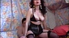 french hairy milf fucking and talking french hairy milf 1
