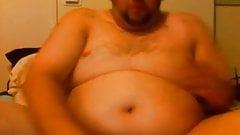 Beefy Chub Wanking