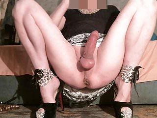 Preview 2 of TRIPLE Cumshot On My Pulsating AssPussy!