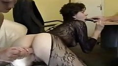 French lesbian fucked
