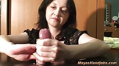 CBT with captive cock and ball