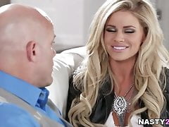 Jessa Rhodes fucks her hubby's best friend