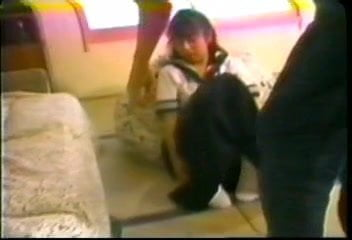 Asakura hot japanese schoolgirl blow job and sex 98%