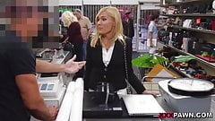 Hot Milf Banged At The PawnShop - XXX Pawn