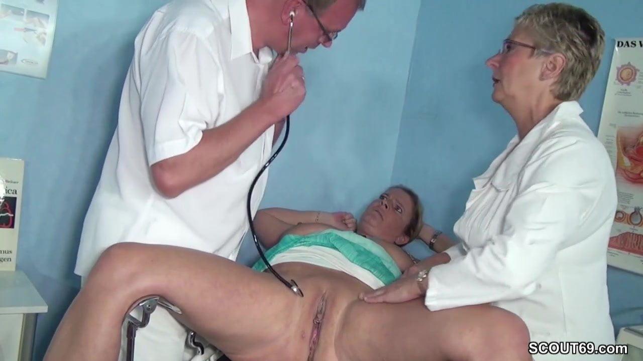Frauenarzt Fickt