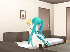 MMD R-18 Vocaloid