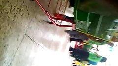 NALGAS MADURAS EN SUPER AL PASO (COME CULO)