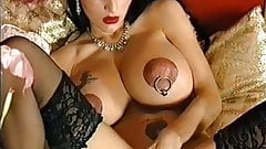 busty women with heavy piercings and dildo