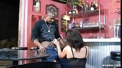MILF Likes Young Black Cock