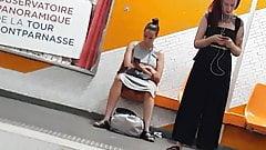 2 girls upskirt