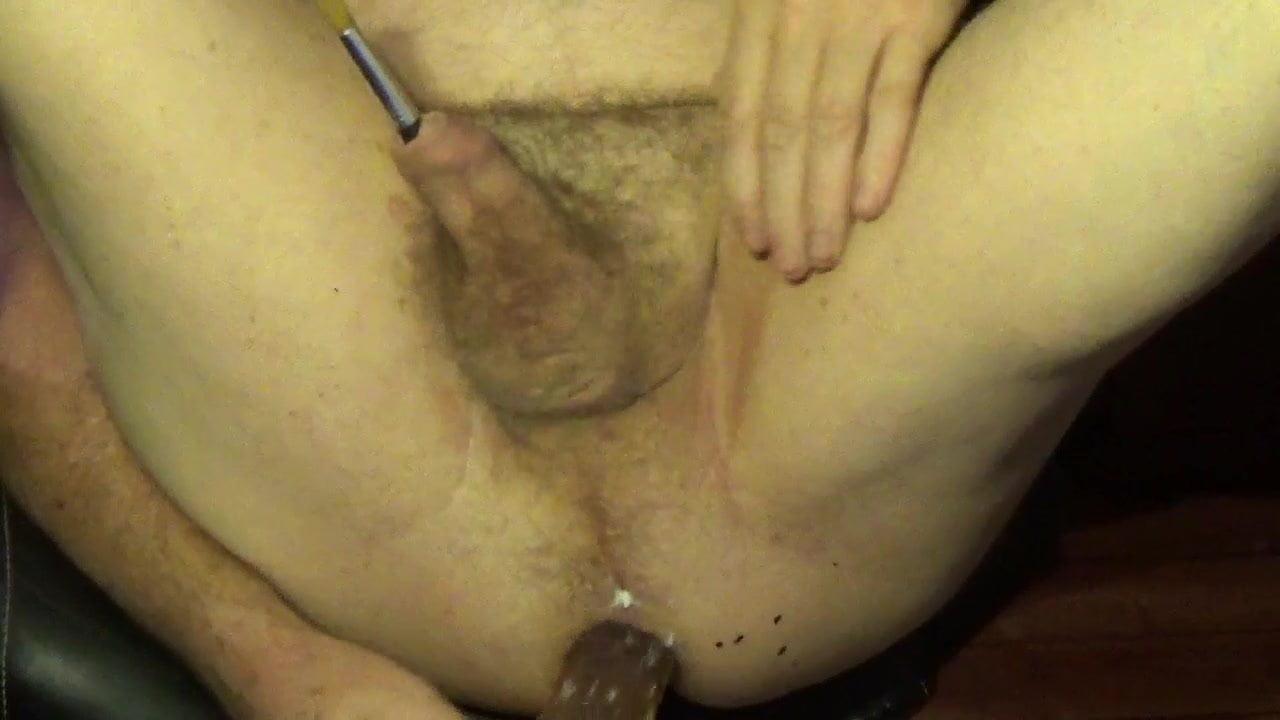 man the sounding urethral anal dildo 2