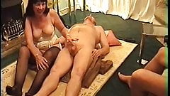 Linda wanks Phil and hubby films