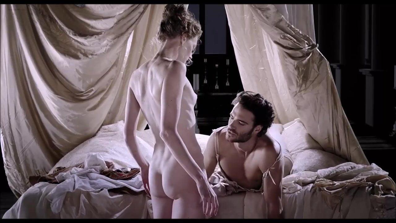 girl prepairs for cock