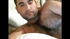 Hot bear on bed 191117