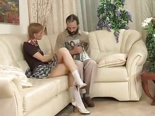Man suck lactating girls - Papa - teen girl sucks and fucks a older man