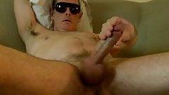 naked exhibitionist explosive cumshot