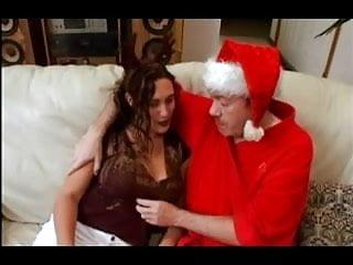 Old Santa Fucks Young Reindeer