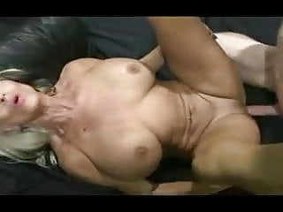 busty old slut banged