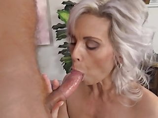 Hot milf and her younger lover 342