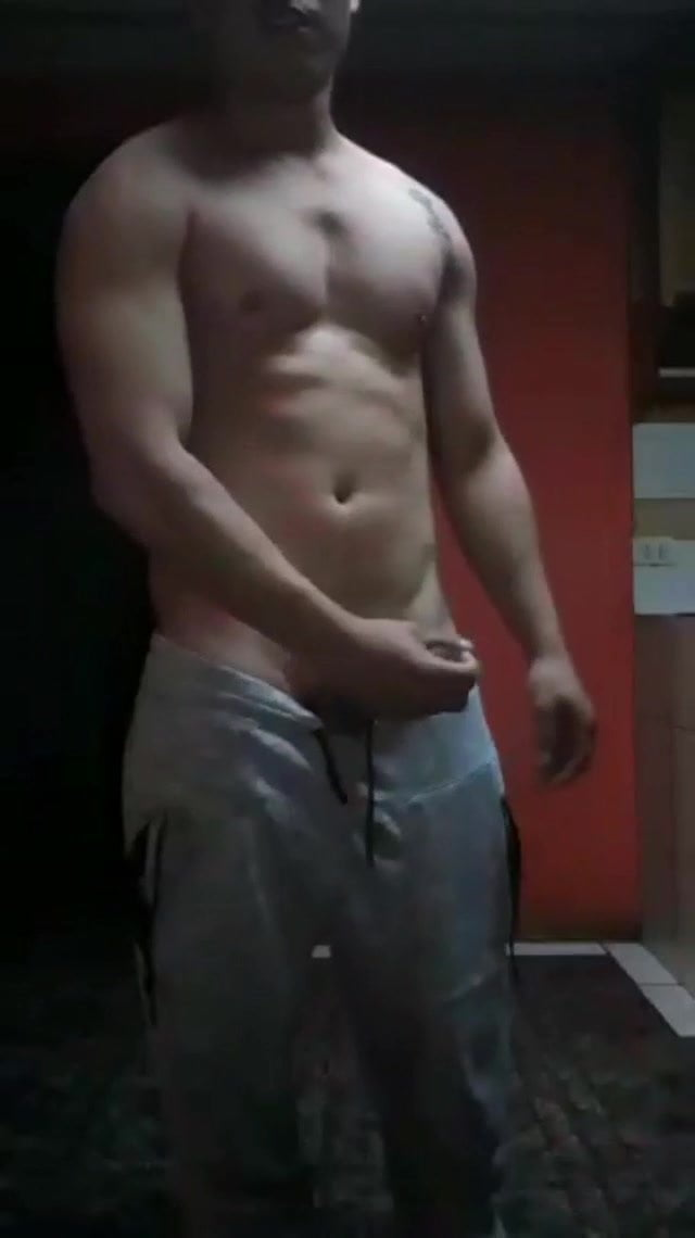 Second a part of the macho with thick cock