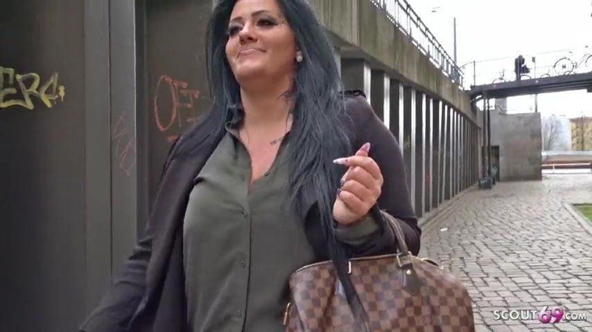 Czech street sex with beautiful milf