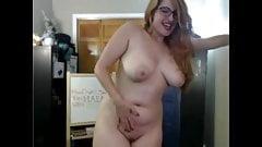 Hot Busty Blonde on Webcam - negrofloripa