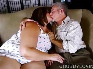 Sexy big belly, boobs & booty BBW is a super hot fuck