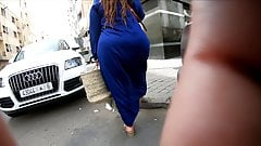 Moroccan Candid Ass 6's Thumb
