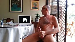 346. daddy cum for cam